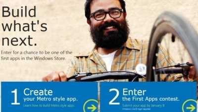 Microsoft lanza una concurso para su tienda de aplicaciones