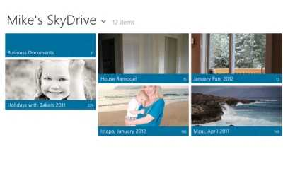 Conecta tus aplicaciones y archivos en la nube con SkyDrive para Windows 8