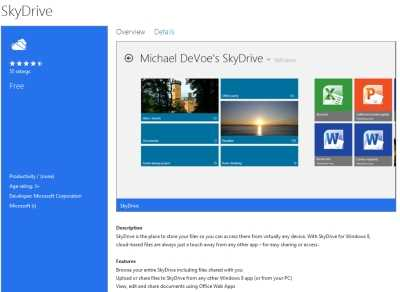 Aplicaciones para Windows 8 disponibles en la appsmicrosoftcom