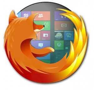 Firefox para Windows 8 comienza oficialmente a desarrollarse