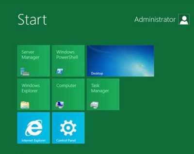 Windows 8 Server Beta disponible para descargar