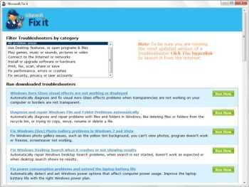 Arreglar problemas y errores en Windows 8 con un solo clic