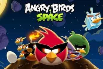 Angry Birds Space lo nuevo de Rovio