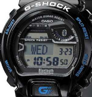 Casio G-Shock GB-6900 el reloj con conectividad Bluetooth