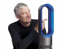 Dyson Hot, el calefactor que no quema