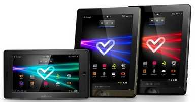 Energy System ya tiene sus tablets Android