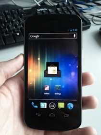 Galaxy Nexus, inicia la era Samsung Google