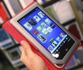 Nook Tablet, la nueva tablet de Barnes & Noble