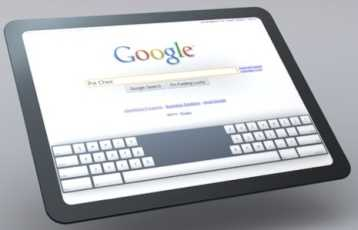 Preview, Google Nexus Tablet