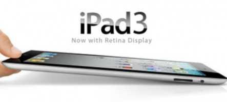 iPad 3 esta cerca