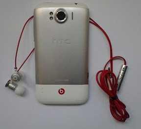 HTC Sensation XL, sonido como nunca antes, cerrado