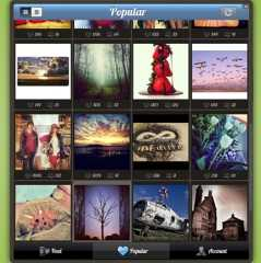 Instagrille, Un Instagram para Windows