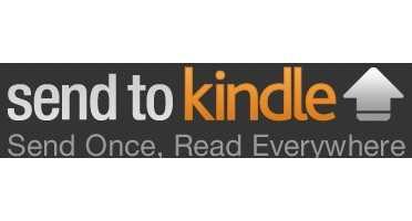 Send to Kindle: Enviar Archivos desde Windows o Mac a Kindle