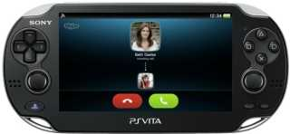 Skype llega al PlayStation Vita