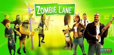 Zombie Lane, Acaba con Cientos de Zombies en Android