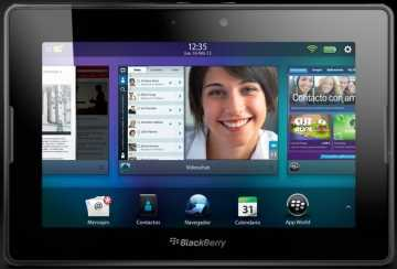 BlackBerry PlayBook OS 2.0 ya para descargar