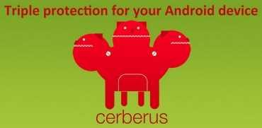 Cerberus, evita por completo el robo de tu dispositivo Android