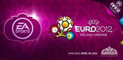 EUFA Euro 2012 llegara como contenido descargable de FIFA 12