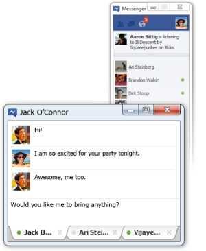 Facebook Messenger llega a Windows oficialmente
