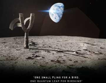 Trailer de Angry Birds Space