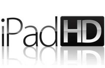 Ya no es iPad 3, si no iPad HD