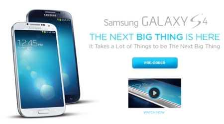 El Samsung Galaxy con 4G